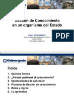 20110218-Gestion Del Conocimiento en el Estado-Rmitma