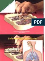 Enfermedades restrictivas respiratorias