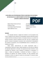 A INFLUÊNCIA DAS PROPRIEDADES FÍSICAS E MECÂNICAS DOS SISTEMAS