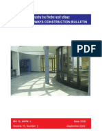 Indian Railways Construction Bulletin