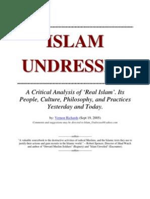 Islam Undressed   Quran   Hadith
