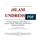 Islam Undressed