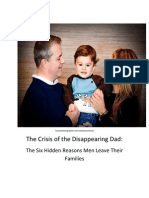 The Crisis of the Disappearing Dad