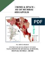 Mumbai City Crime and Space