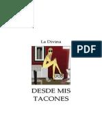 La Divina - Desde Mis Tacones WORD