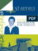 SACC Prospectus 2012