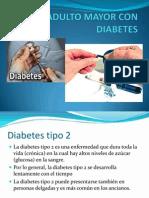 Adulto Mayor Con Diabetes Expo