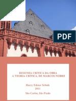 A+Resenha+da+Teoria+Crítica+-+completo