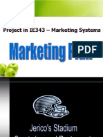 Marketing Plan Presenation1
