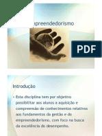 Apostila IFS Empreendedorismo 1