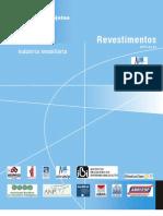 Revestimentos Escopo de Projetos ABRAVA Manual