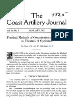 Coast Artillery Journal - Jan 1923