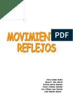 Movimientos Reflejos