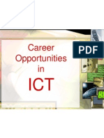Career Opportunities in Ict