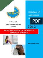 Reaccion Depresiva Infantil