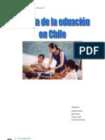 Historia de La Educacion Chilenaa