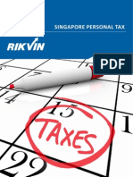 Singapore Personal Tax Guide
