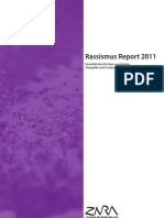 Zara Rassismus Report 2011