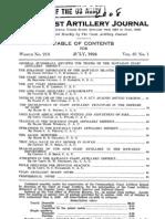 Coast Artillery Journal - Jul 1924