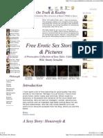 Free Erotic Sex Stories