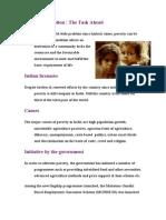 Poverty Alleviation by VVR IAS