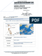 NDRRMC Update Sitrep No 5, 22 Aug 2012