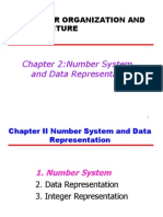 Number System and Data Representation
