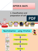 Chemistry Salt 2