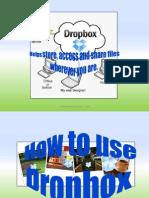 Eduardo_Jumaquio_How to use Dropbox