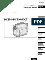703be24aee51 DC201 DC210 DC211 IB ENG toc. DC201 DC210 DC211 IB ENG toc