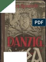 Sponholz, Hans - Danzig - Deine SA (1940, 107 S., Scan, Fraktur)