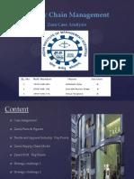 Zara Case Analysis-Submission by Abhishek Ojha (ePGP-04B-003), Saurabh Singh (ePGP-04B-102) and Toban Varghese (ePGP-04B-116)