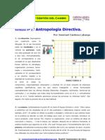 antropologÍa directiva