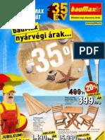 akciosujsag.hu - Baumax, 2012.08.17-08.28