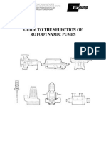 Guide to the Selection of Rotodynamic Pumps Final