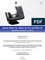 Manuale Mark 5x Mark 5x Pro Elite 5x Italiano