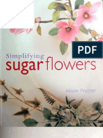 Sugar Flowers - Alison Procter