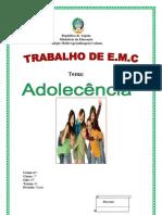 CAPA de Adolecencia