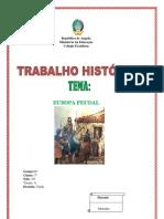 Capa de Historia