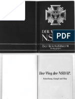 SS-Hauptamt - Der Weg Der NSDAP - Entstehung, Kampf Und Sieg (74 Doppels., Scan)