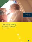 Aviva Family Finances Report 22 August 2012