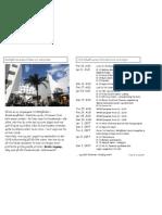 Programmet Flyer Pr 7 Aug
