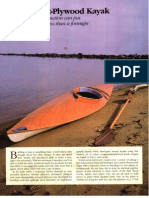 095-067 - Build a Bent-Plywood Kayak