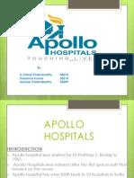 Apollo Hospitals MBA Presentation