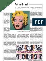 A pop art no brasil
