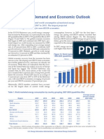 Chapter 1 - World Energy Demand and Economic Outlook