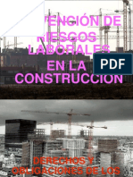 Prevencion Construccion Irene Milagros