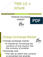 Mgnt 4670 Ch 10 Foreign Exchange Fall 2007)