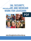 Social Security, Medicare and Medicaid Work for Louisiana 2012