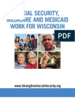 Social Security, Medicare and Medicaid Work for Wisconsin 2012